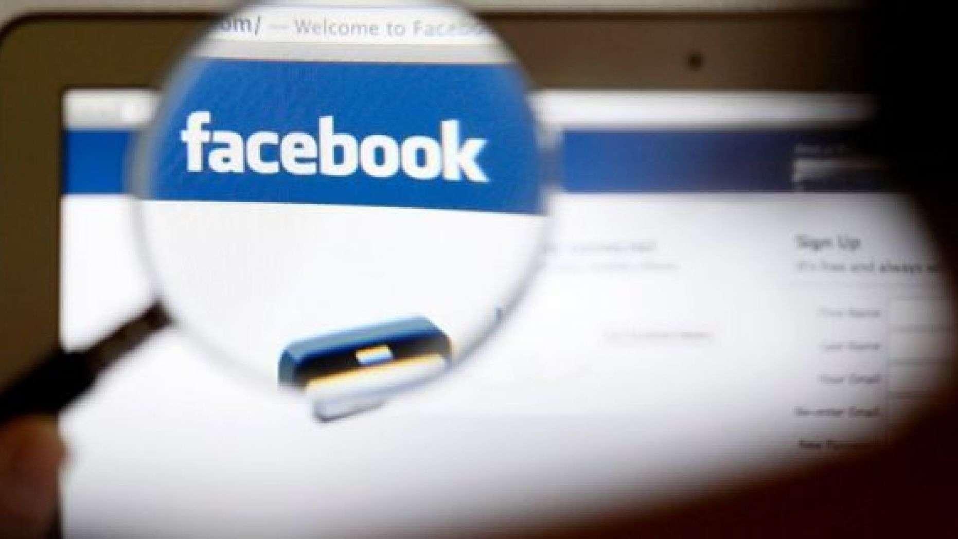 facebook 6.8 milijuna fotografija skandal - Naslovna