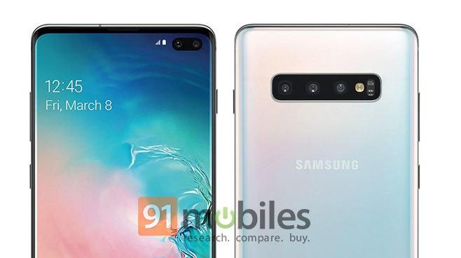 Samsung Galaxy S10 plus slike izlazak