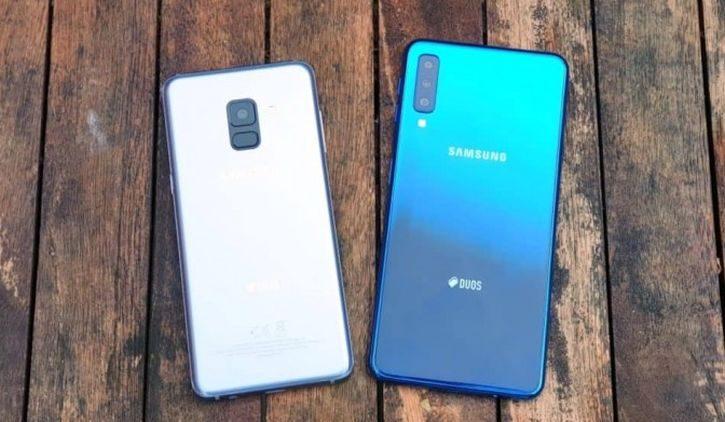 Samsung Galaxy A50 specifikacije FCC - Naslovna