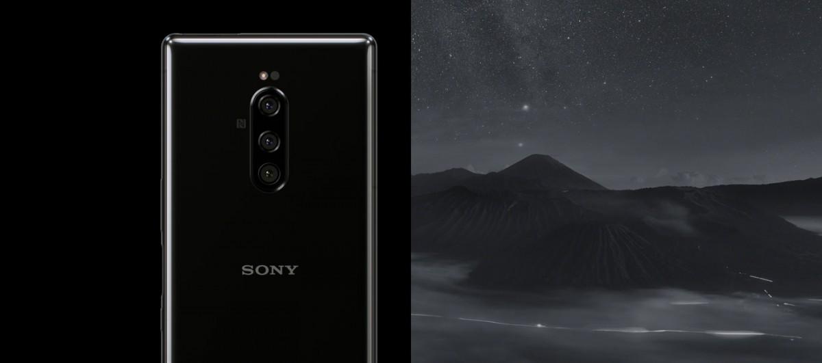 Sony Xperia 1 specifikacije predstavljen - Naslovna