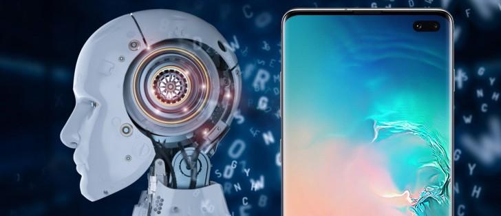 Samsung Galaxy S10 umjetna inteligencija AI - Naslovna