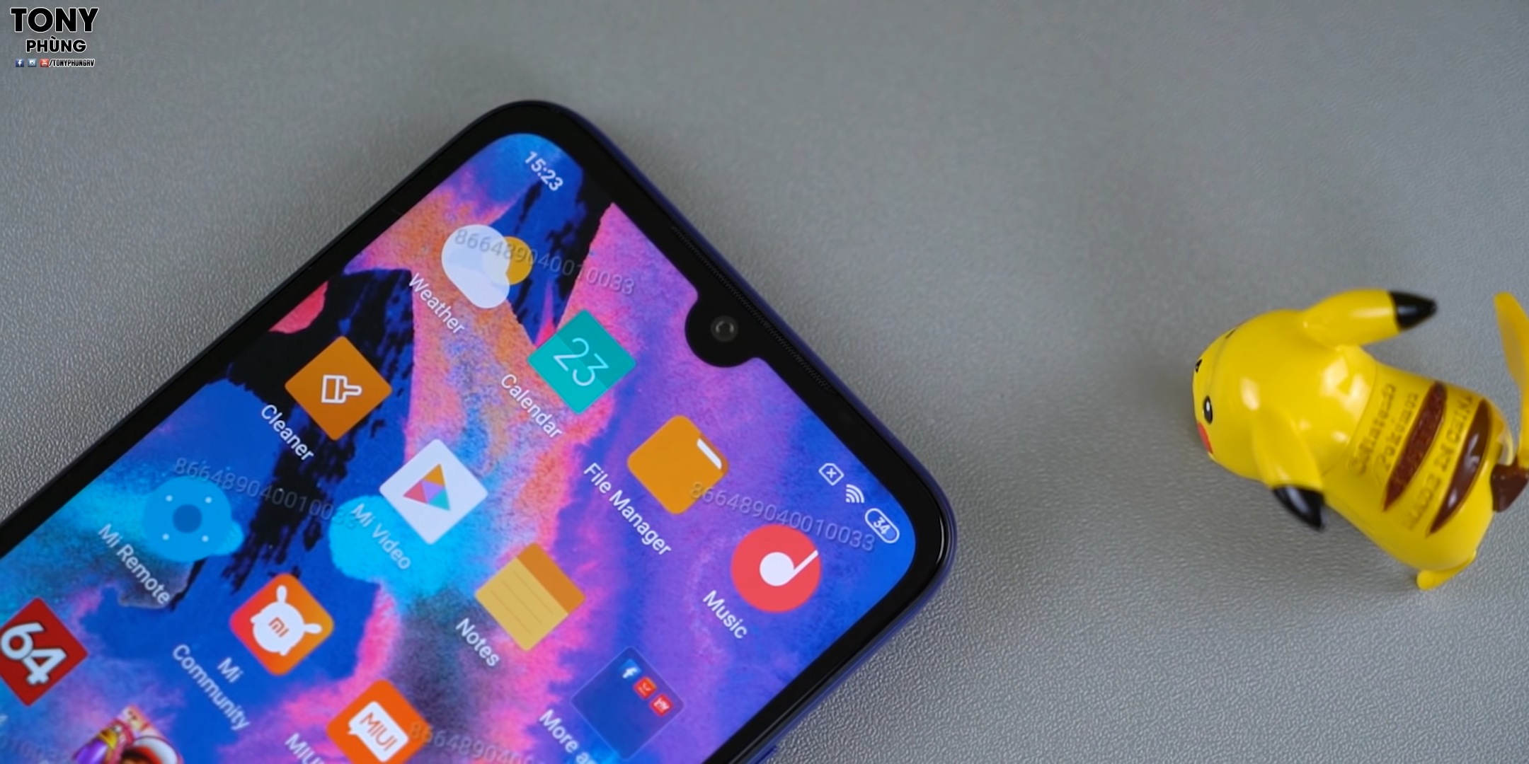 Xiaomi Redmi 7 video specifikacije cijena - Naslovna