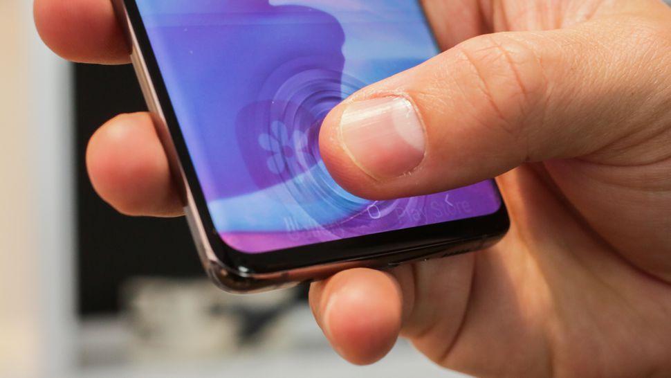 Samsung Galaxy S10 S10+ senzor brzina ažuriranje - Naslovna