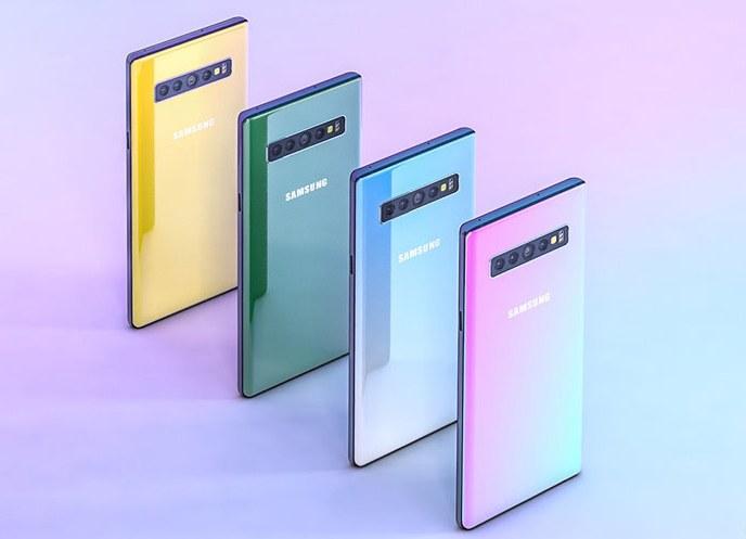 Samsung Galaxy Note 10 izlazak