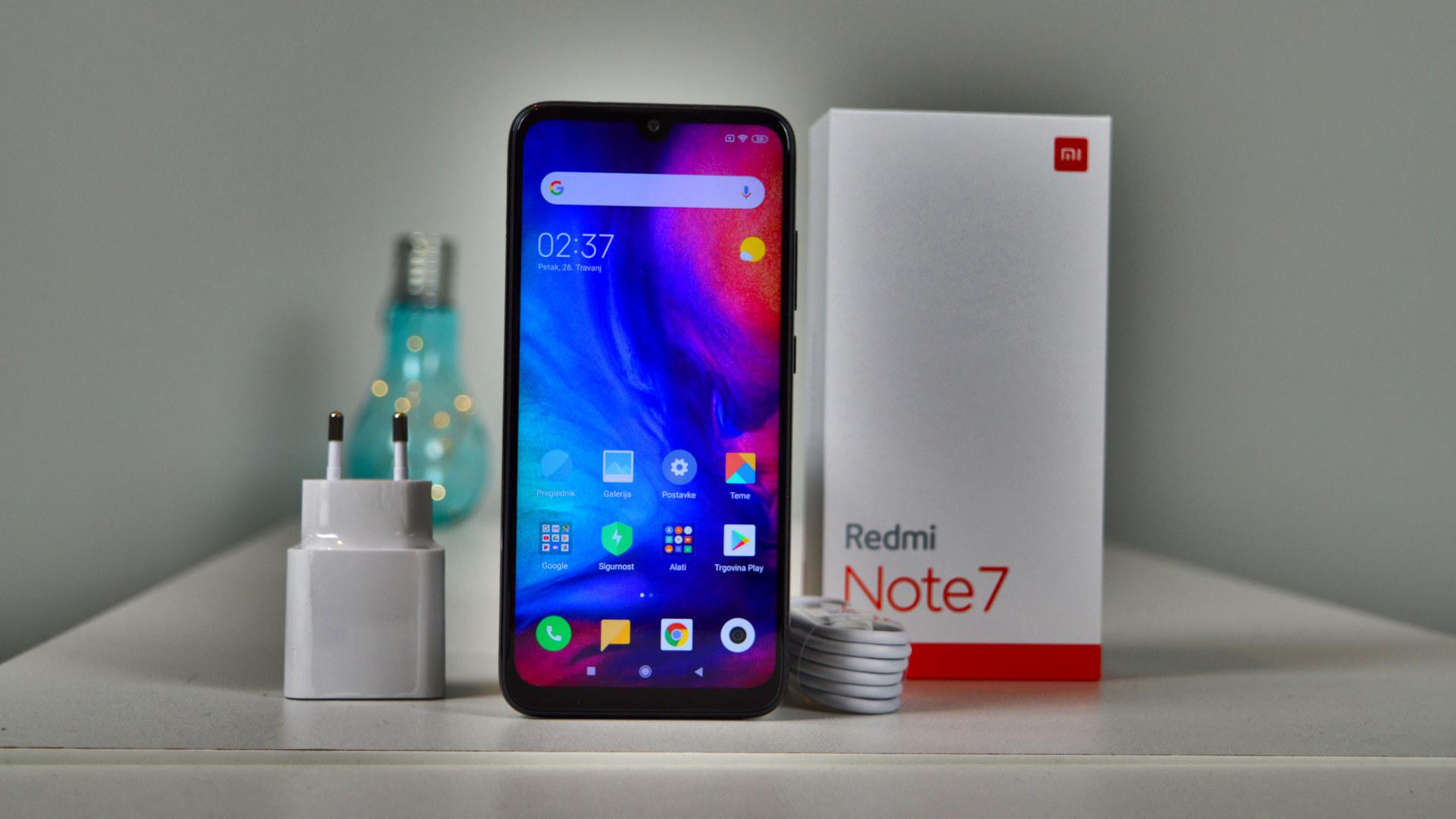 Redmi Note 7 iskustva dojmovi unboxing