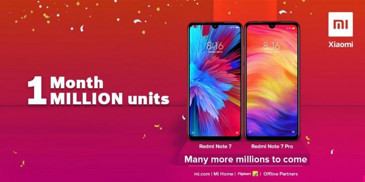 Xiaomi Redmi Note 7 Pro prodaja Indija milijun - Naslovna