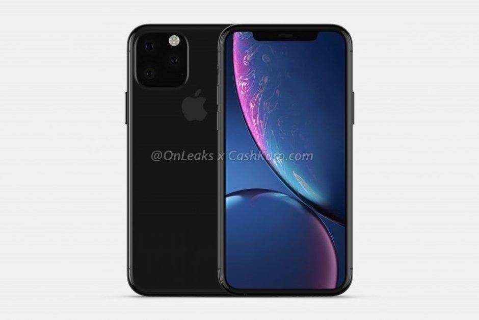 iPhone XI dizajn