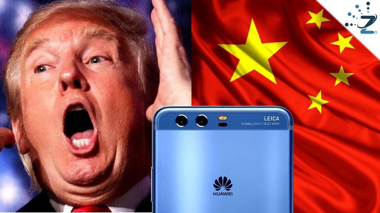 SAD privremeno vratio licencu Huaweiju - Naslovna