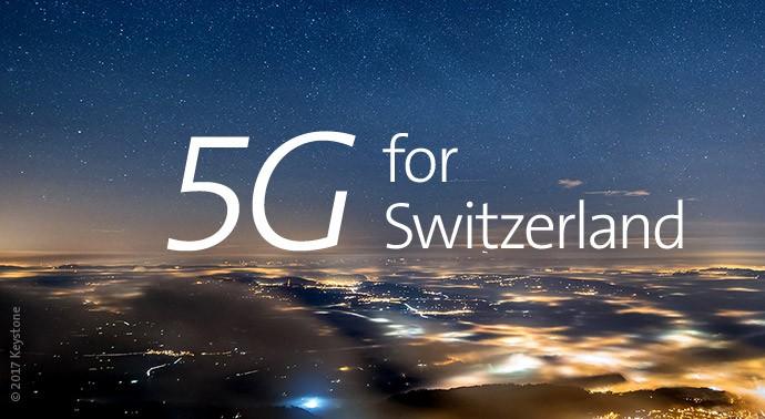 Huawei Oppo Xiaomi 5G Švicarska - Naslovna