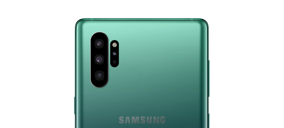 Samsung Galaxy Note 10 stražnje kamere dizajn - Naslovna