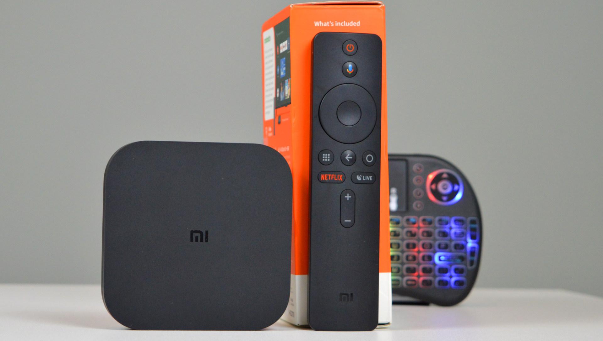 Xiaomi Mi Box S recenzija