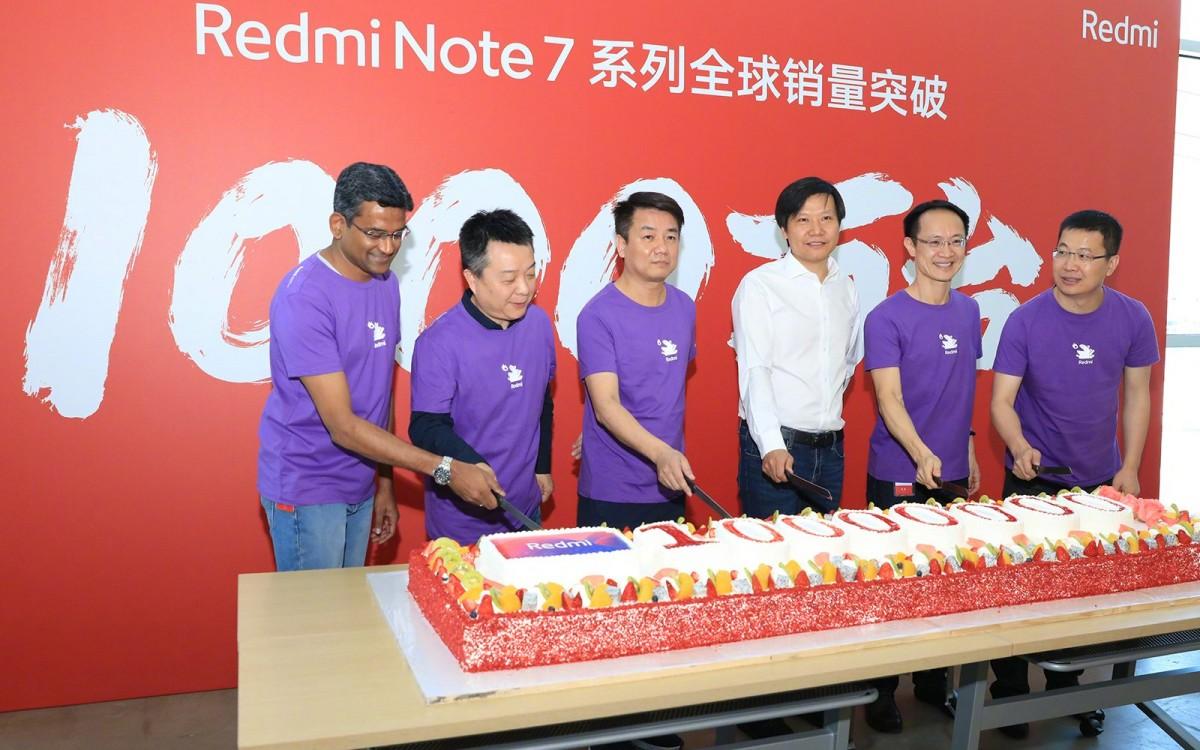 Redmi Note 7 prodaja 10 milijuna - Naslovna
