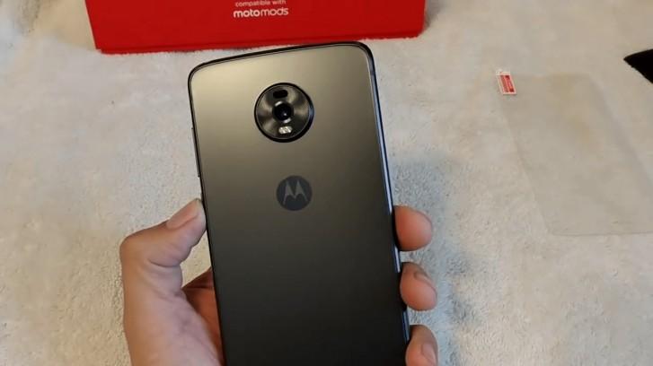 Motorola Moto Z4 unboxing amazon greška - Naslovna