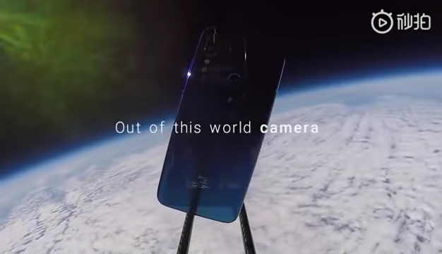 Redmi Note 7 u svemiru - Naslovna