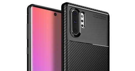 Samsung Galaxy Note 10 Pro maskice dizajn - Naslovna