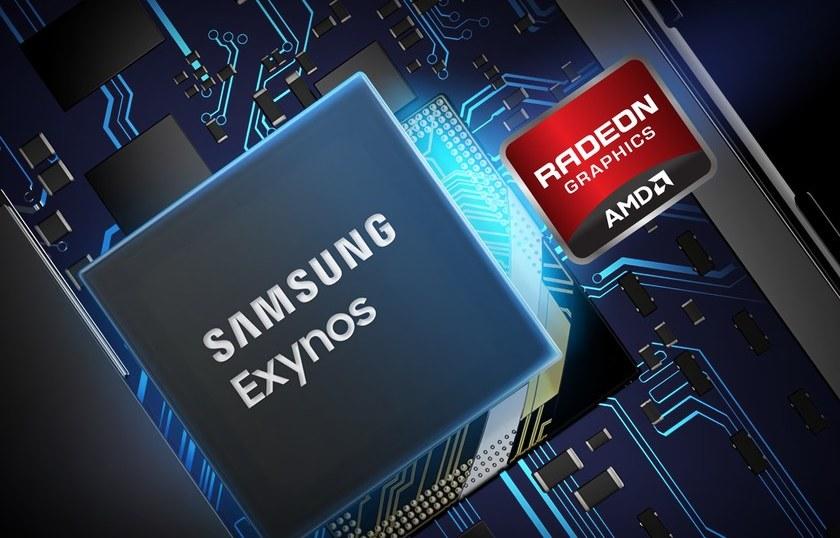 Samsung AMD Radeon