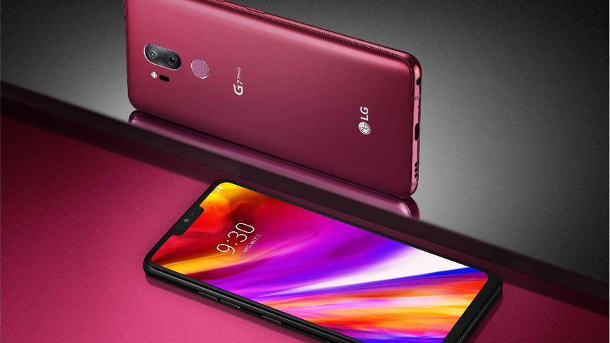 LG G7 Android Pie nadogradnja