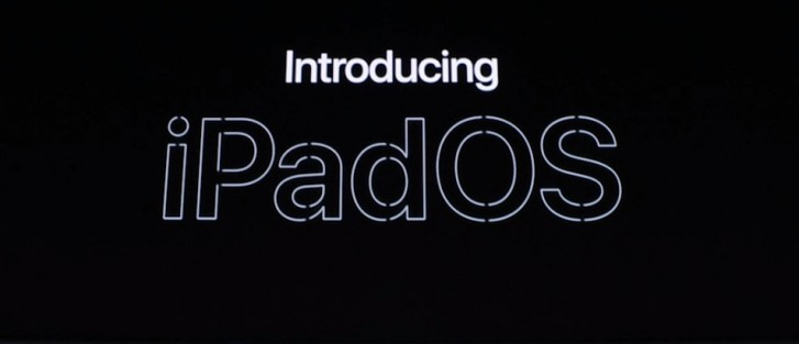 Apple iPadOS iOS predstavljanje - Naslovna