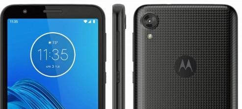 Motorola Moto E6 slike renderi - Naslovna