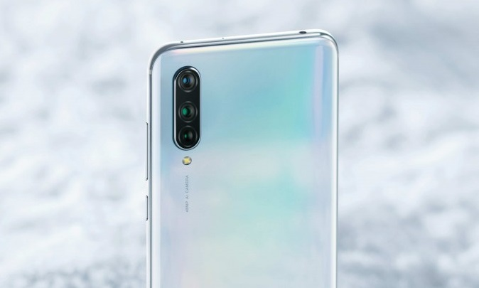Xiaomi Mi CC9 slike - Naslovna