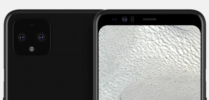 Google Pixel 4 XL slike kamere dizajn renderi - Naslovna