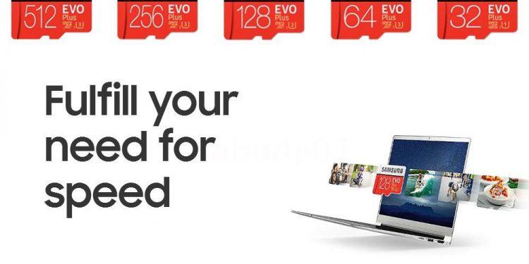 Samsung Evo Plus cijena