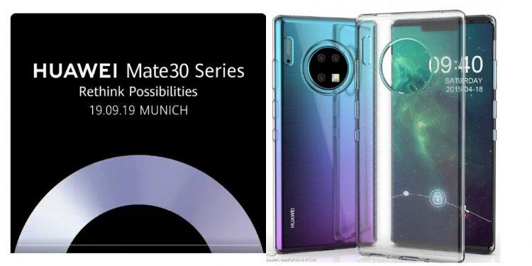 Huawei MAte 30 Pro izlazak datum predstavljanja