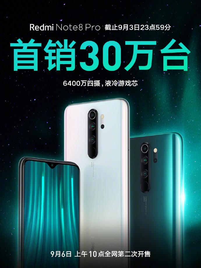 Redmi Note 8 prodaja prvi dan