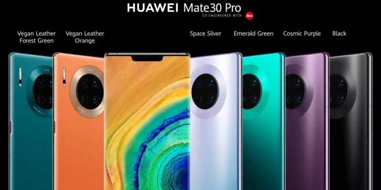 Huawei Mate 30 Pro prodaja kina