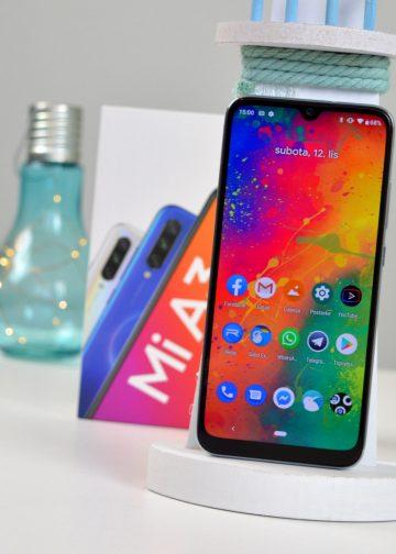 Xiaomi MI A3 recenzija