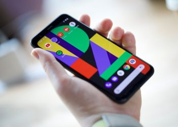Google Pixel 4 90HZ zaslon
