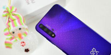 Huawei Nova 5t dojmovi kutija