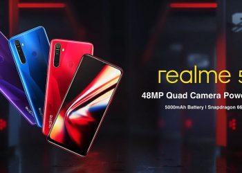 Realme 5S cijena specifiakcije