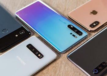 TOP 5 proizvođača telefona u 2019