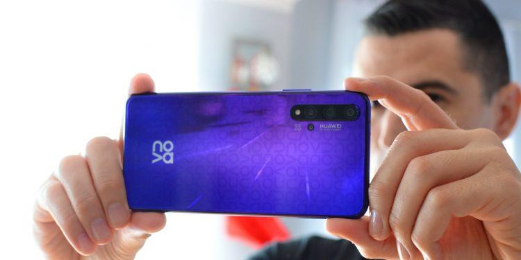 Huawei Nova 5T recenzija