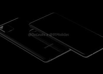 Samsung Galaxy Note 10 Lite slike renderi