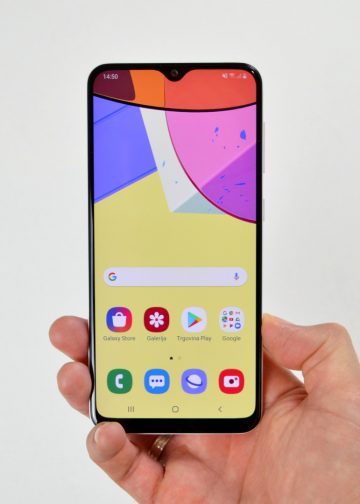 Samsung Galaxy A30s dojmovi kutija