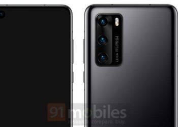 Huawei P40 slika izlazak