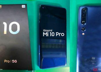 Xiaomi Mi 10 Pro 5G izlazak