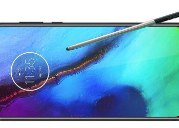 Motorola telefon s olovkom