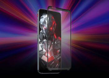 Nubia Red Magic 144 Hz zaslon