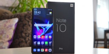 Xiaomi Mi Note Pro 10 dojmovi unboxing