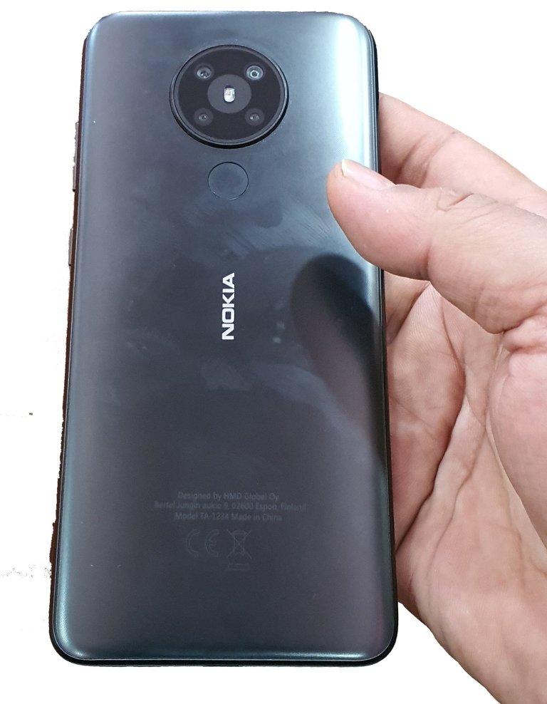 Nokia 5.2 sa četverostrukom kamerom straga