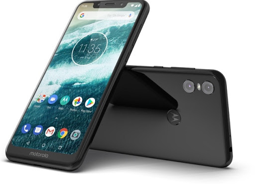Motorola One Action Android 10