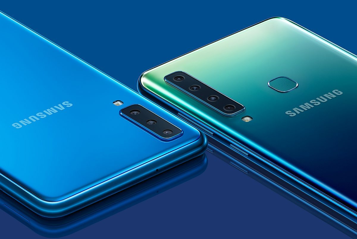 Samsung Galaxy A9 Android 10