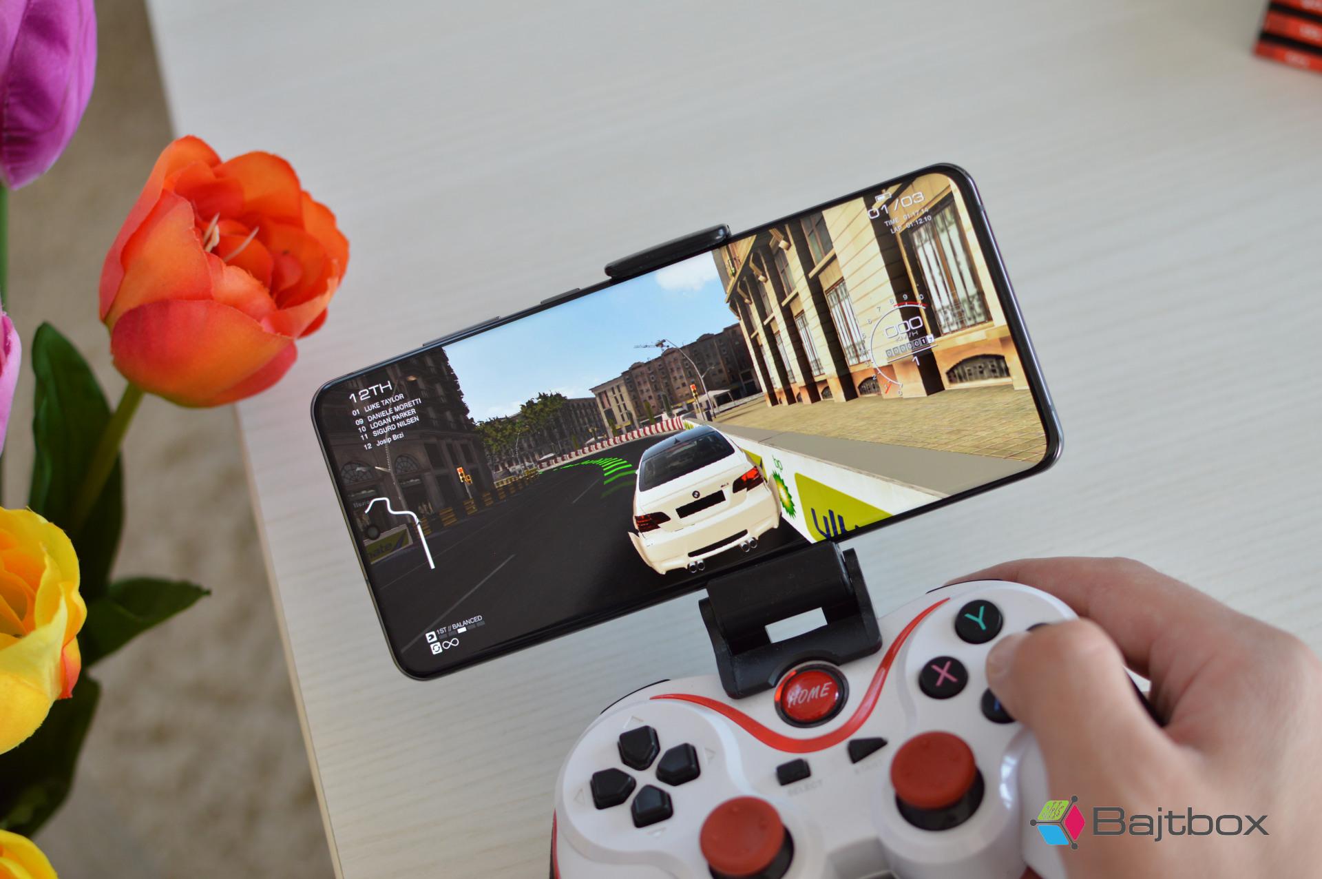 Samsung Galaxy S20 Ultra recenzija - zahtjevne igre kao Grid Autosport rade bez ikakvih problema