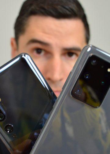 XIaomi Mi Note 10 Pro vs Samsung Galaxy S20 Ultra usporedba