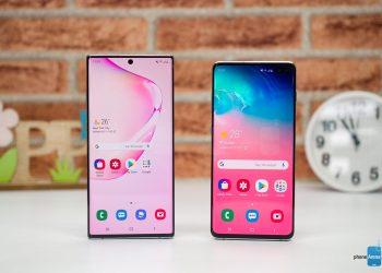 Galaxy S10 i Galaxy Note 10