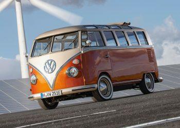 Volkswagen predstavio električni Samba Bus