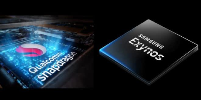 Snapdragon Exynos